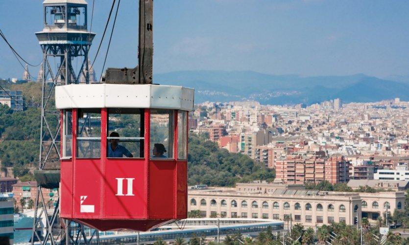Telefèric de Montjuïc.