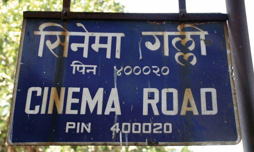 Mumbai, capitale du cinéma indien.