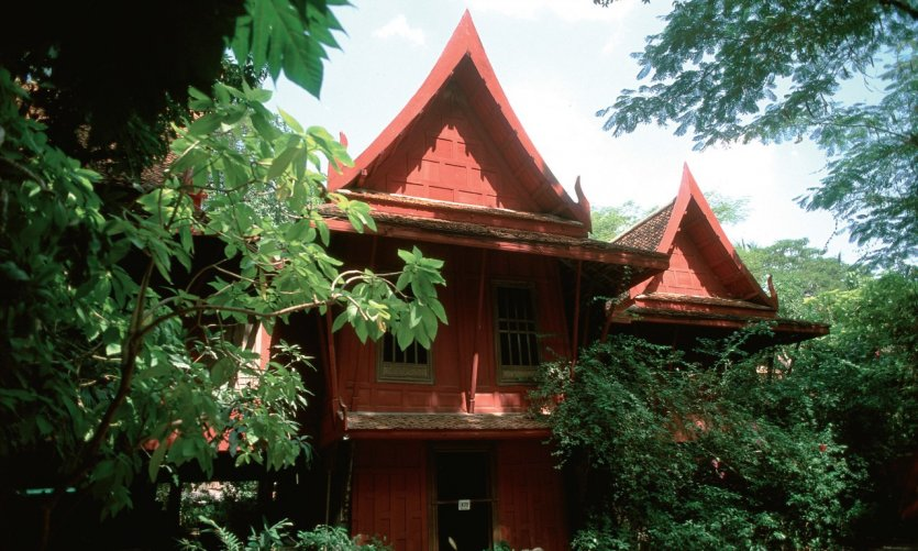 Jim Thompson House.