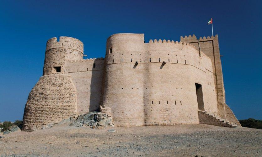 Fort de Fujaïrah.