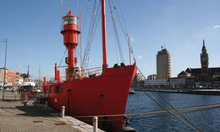 Le bateau-feu - Dunkerque