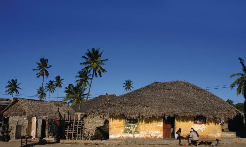 Île de Mozambique.