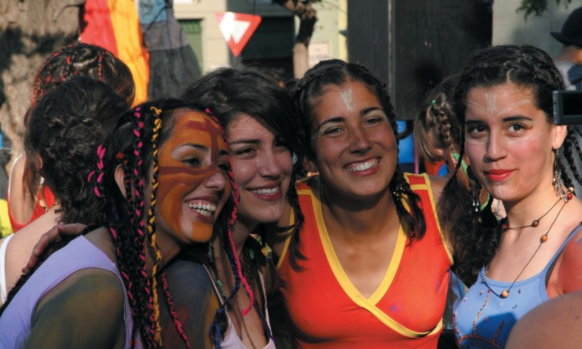 Festival of Mille Tambours with Valparaiso