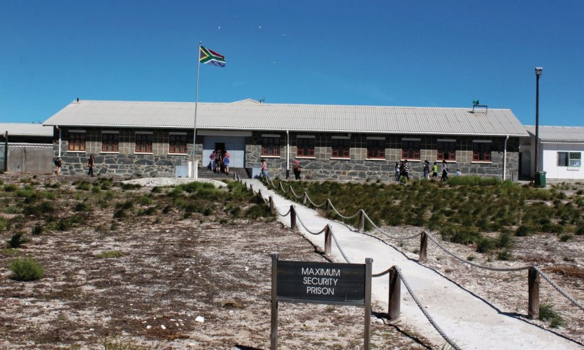 La Prison de Robben Island