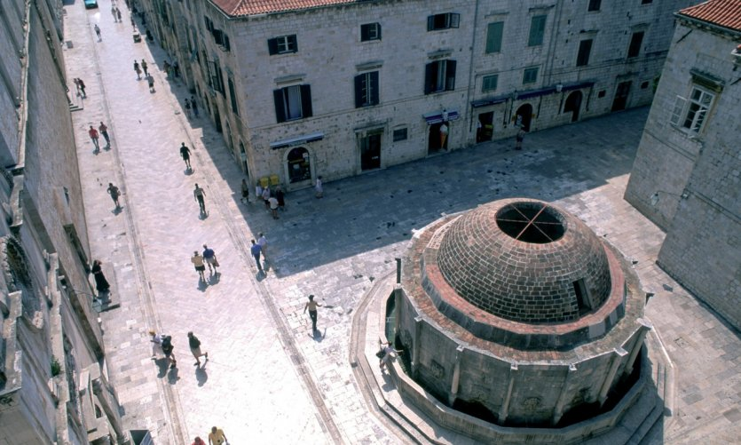 Grande fontaine d'Onofrio.