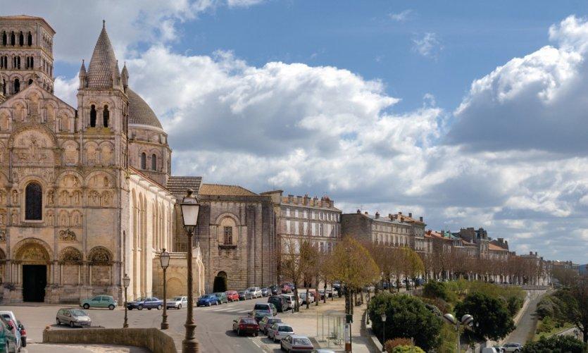 Le vieux quartier d'Angoulême