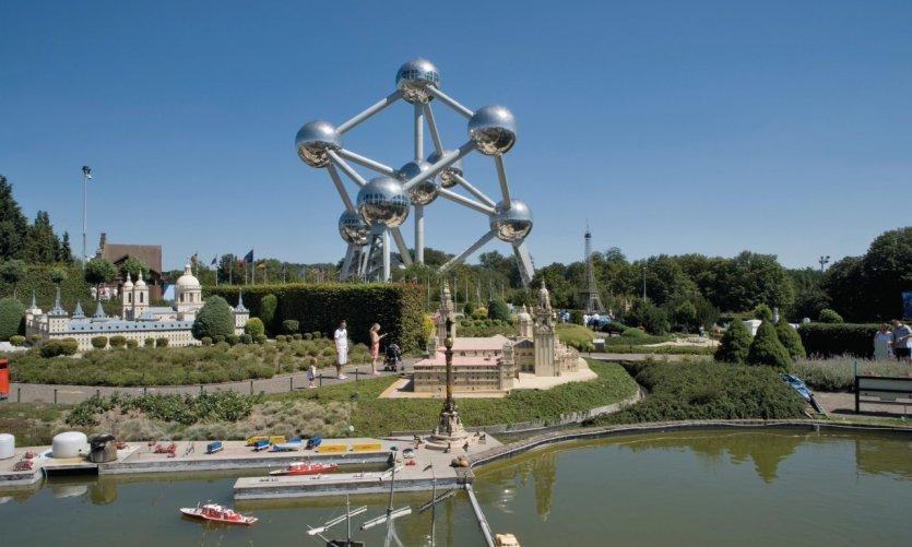 L'Atomium et le