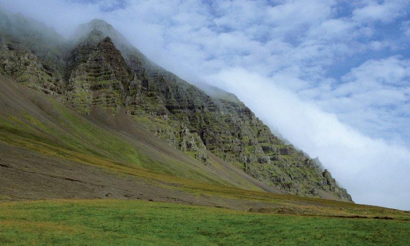 Glacier Vatnajökull.
