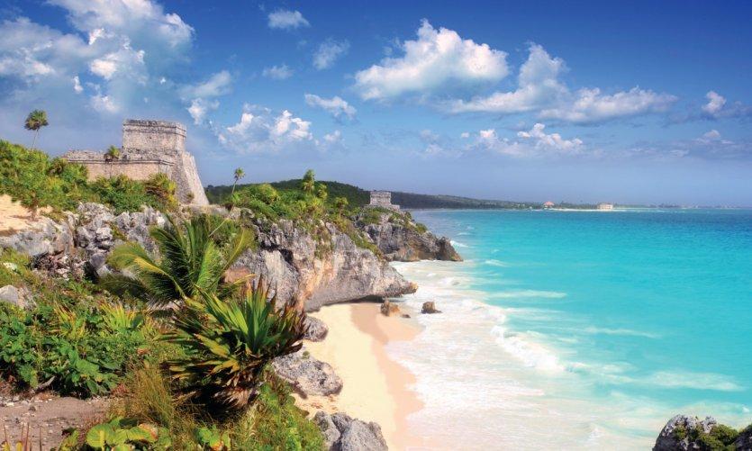 Le tour complet du Yucatan en trois semaines