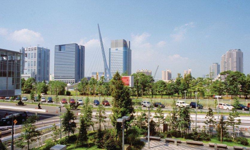 Quartier Odaiba.