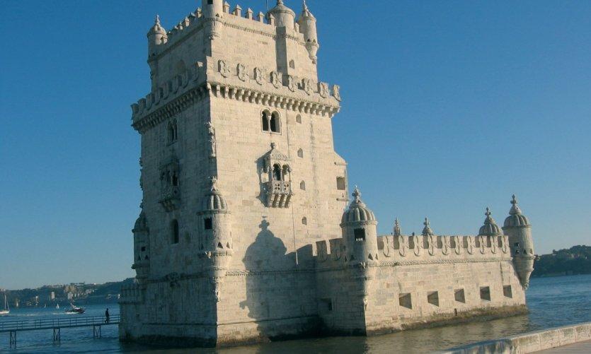 Tour de Belém, un des symboles de Lisbonne.
