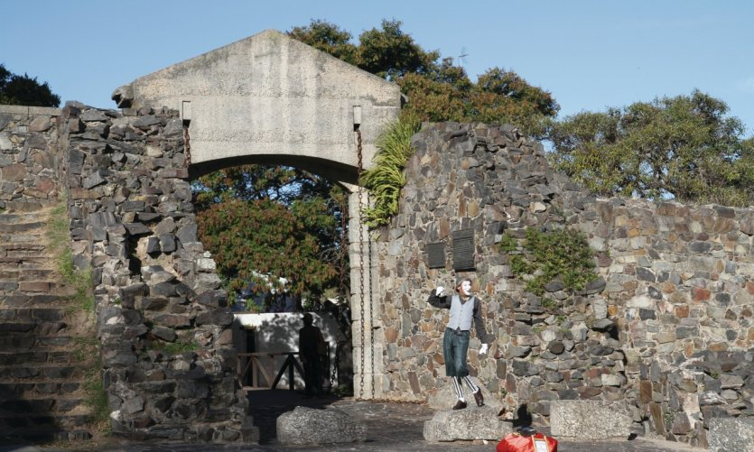 Puerta de Campo, la porte de la citadelle