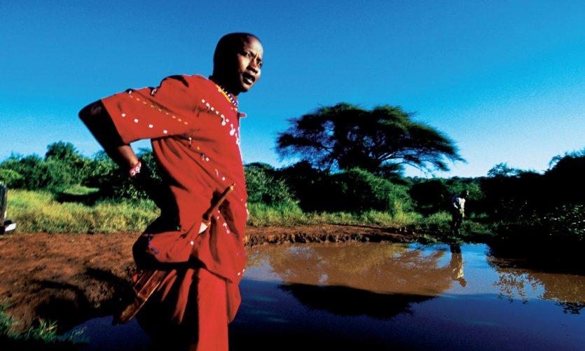 Territoire masai Il Ngwesi