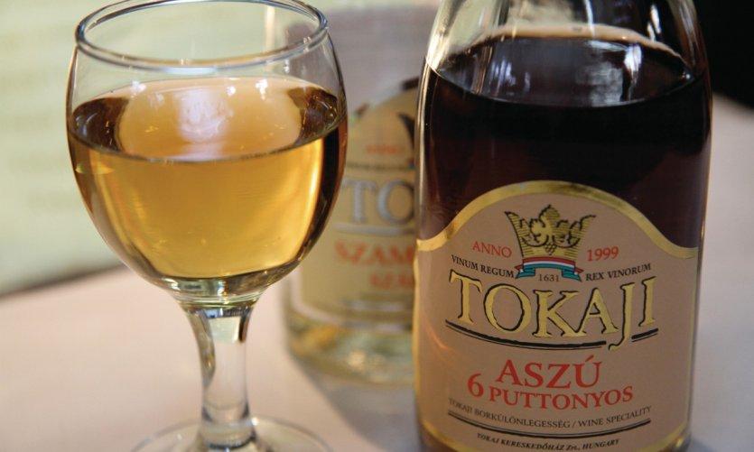 Le Tokaj est un vin doux liquoreux très réputé.