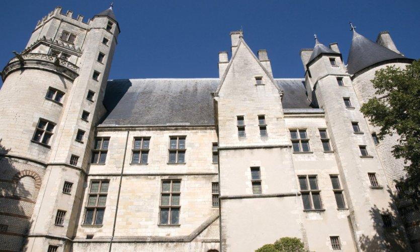 Le palais Jacques Coeur