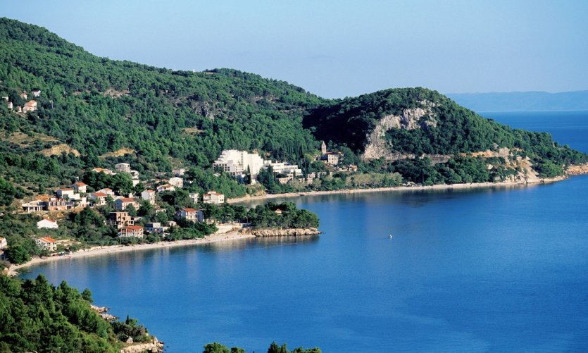 Village d'Igrane.