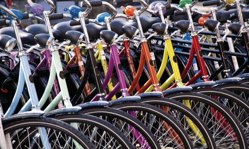 Le vélo hollandais, la garantie d'une qualité sans faille.