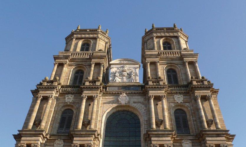 La cathédrale Saint-Pierre de Rennes