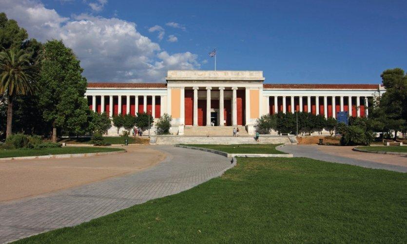 Musée national archéologique d'Athènes.