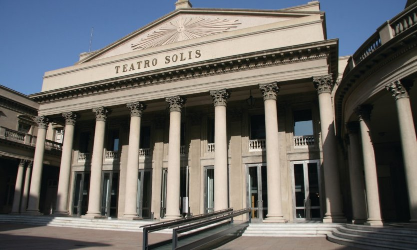 Teatro Solis.