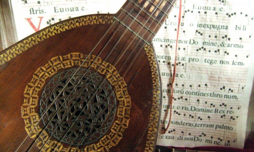 La mandoline est un instrument incontournable de la musique baroque.