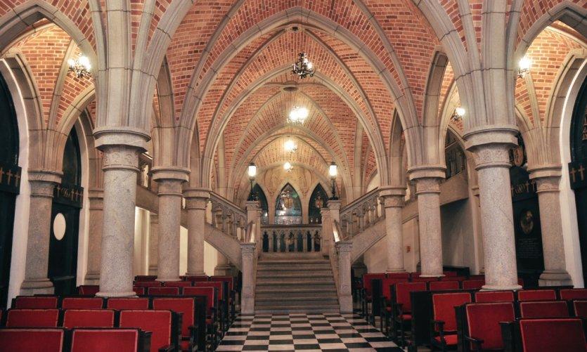 Cathédrale métropolitaine de Sao Paulo (Catedral da Sé)