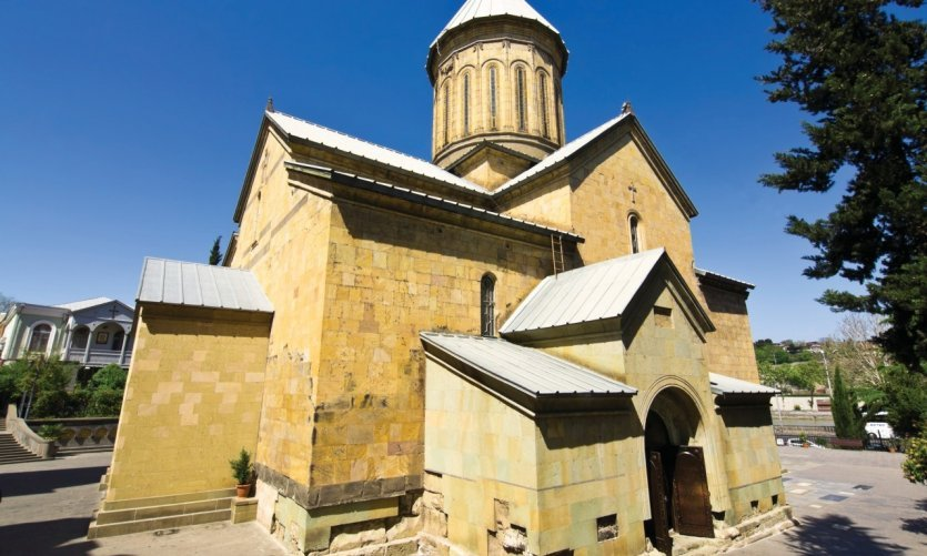 <p>Sioni Cathedral is particularly touching and full of vibrant spirituality.</p>