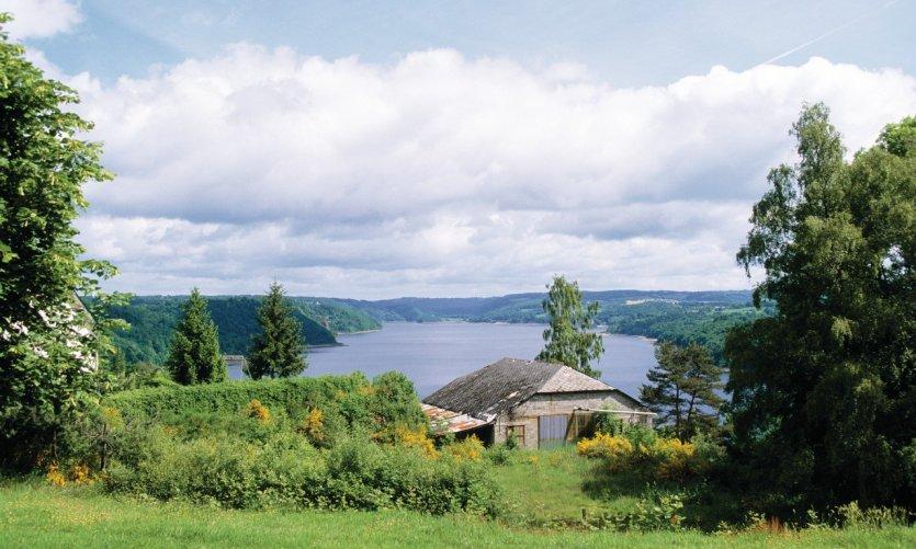 Lac de Bort-les-Orgues