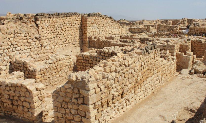 Site archéologique de Khor Rori.