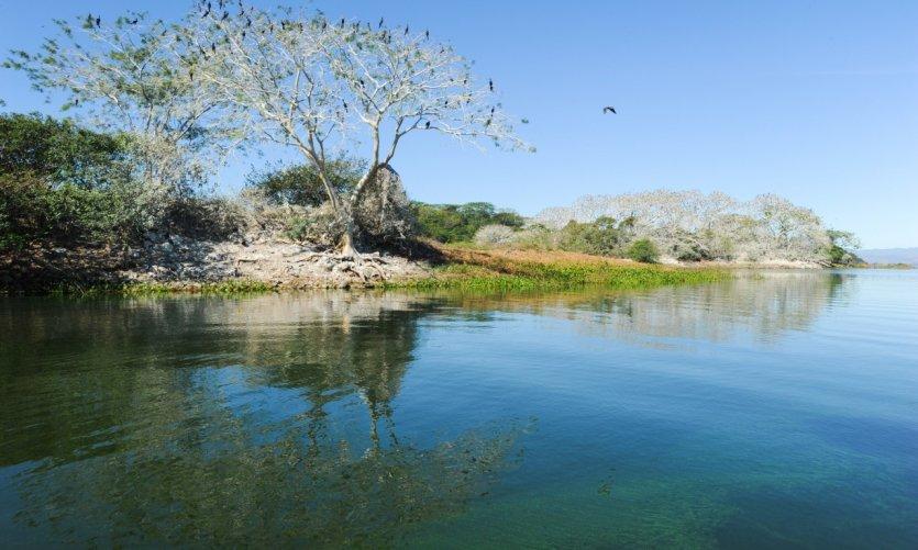 <p>El lago Suchitland.</p>