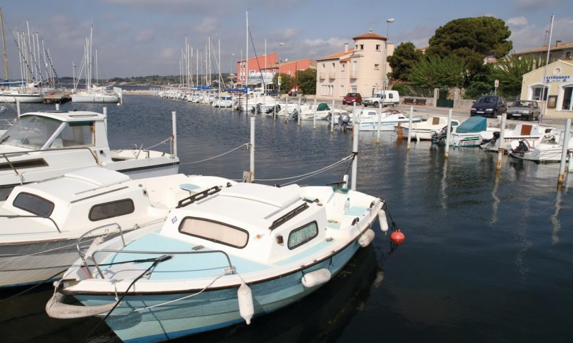Port de Bouzigues