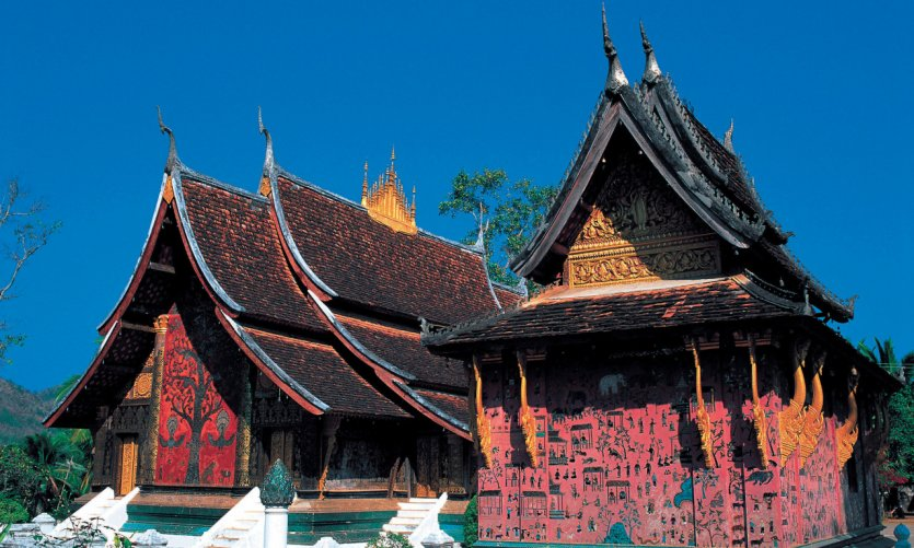 Vientiane et Luang Prabang