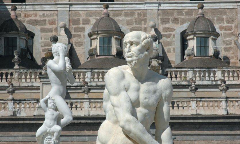 Fontana della Vergogna.
