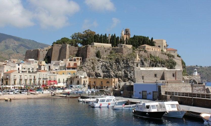 Port de Lipari.