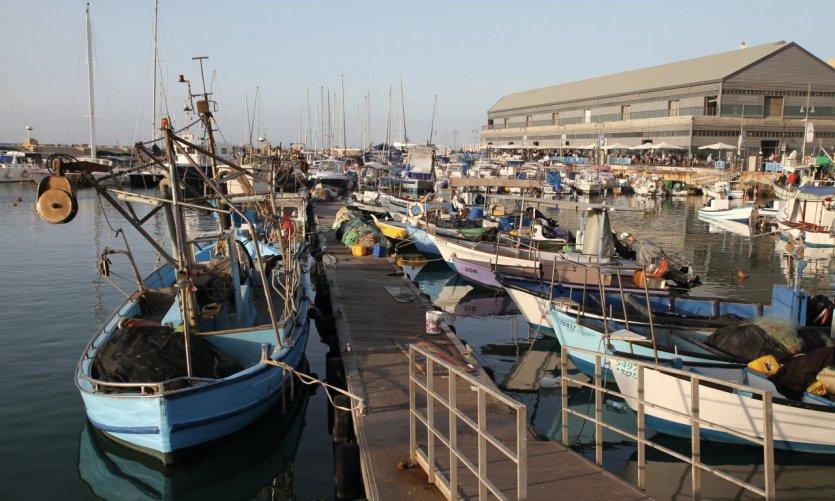 Port de Jaffa.