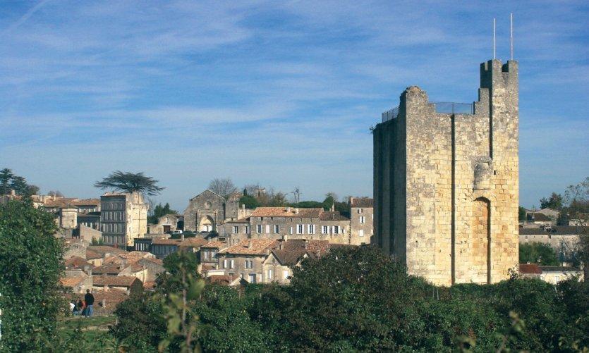 La tour du Roy - Saint-Emilion