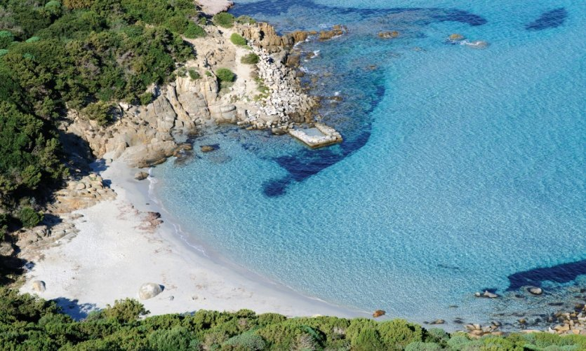 Escape in Sardinia