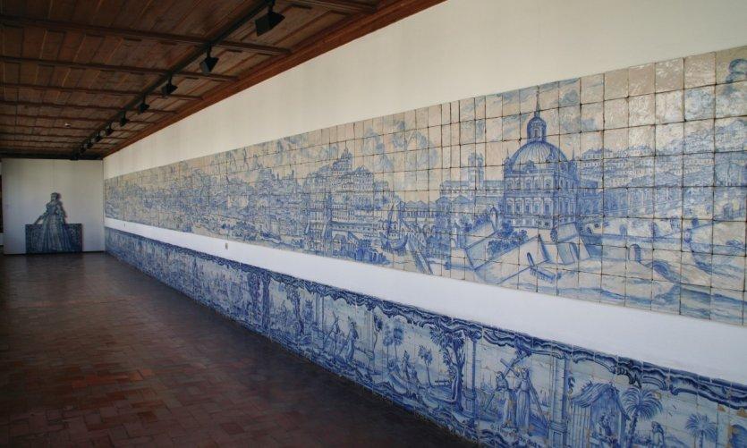 Museu Nacional do Azulejo.