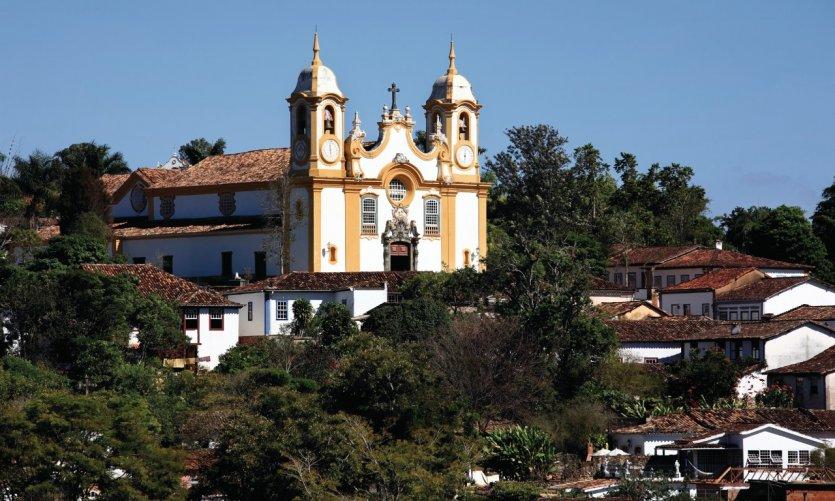 Igreaja Matriz de Santo Antonio.