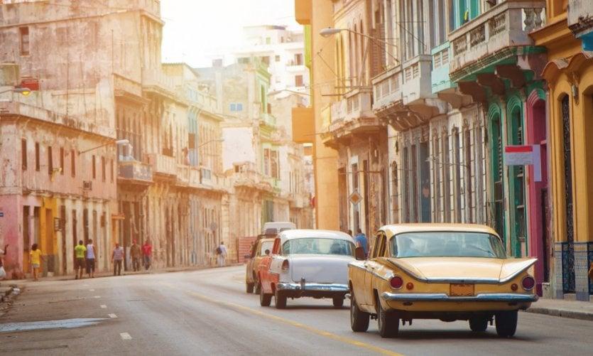 Express stopover in Havana