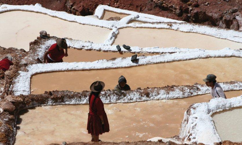 Salines de Maras.