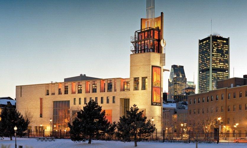 Pointe-à-Callière | Cité d'archéologie et d'histoire de Montréal.