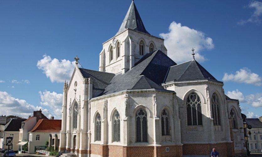 L'église d'Ardres