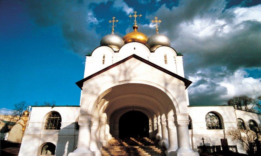 Monastère de Novodievitchy.