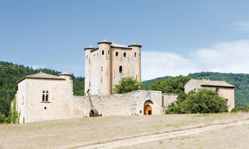 Le château d'Arques