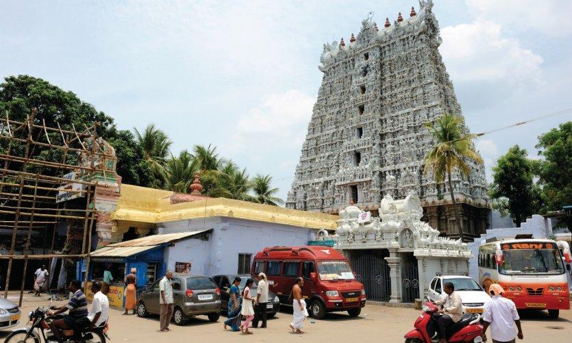Temple de Suchindram