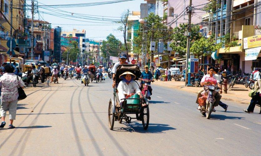 Ho Chi Minh-Ville.
