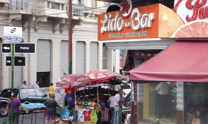 L'emblématique Lido Bar.