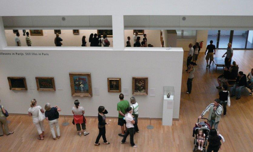 Musée Van Gogh.