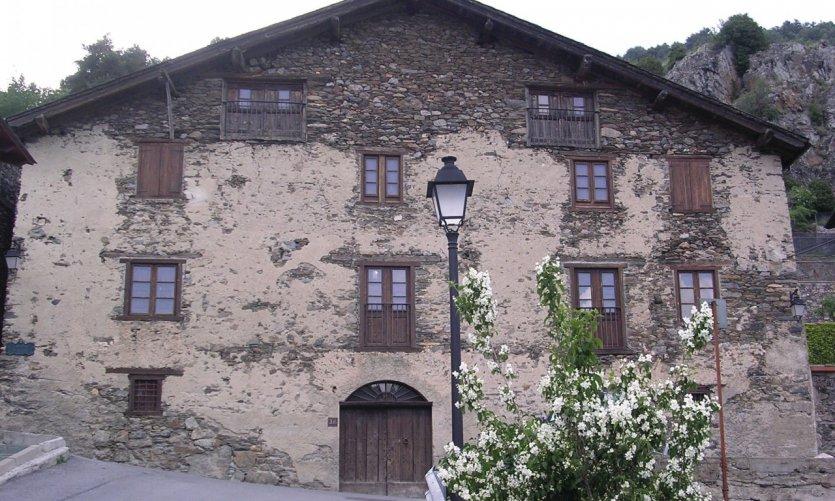 Casa Rull, maison-musée témoignant du mode de vie au 19e siècle